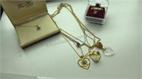 Collection of Vintage Fashion Necklaces