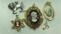 Collection of Vintage Charms
