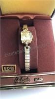 Vintage Timepieces Bulova Ladies Watch,