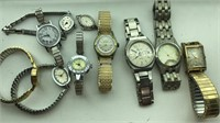 Men's and Women's Casual Watches some in need of