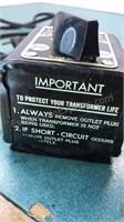 Antique Louis Marx Toy Company Train Transformer