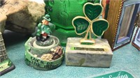 Irish Themed Collection and other items