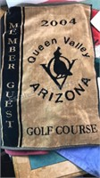 Collection of Queen Valley Arizona Golf Towels