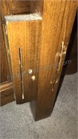 Vintage Broyhill Bed Frame Headboard, Footboard