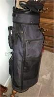 University of Michigan Branded Nylon Golf Bag