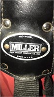 Ron Miller Pro Style Nylon Golf Bag with Contents