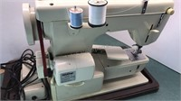 Vintage Brother Riveria Portable Electric Sewing