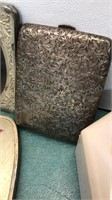 Collection of Vintage Handbags and Vanity Items