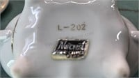 Vintage Norcrest L-202 Fine China Cream and