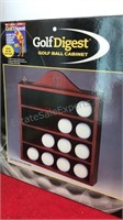 Golf Club Cleaning Kits Golf Ball Cabinet Desktop