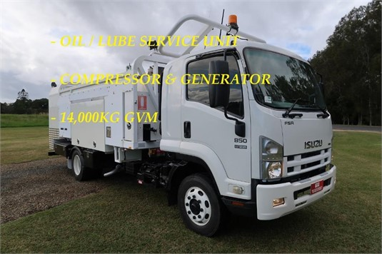 2010 Isuzu FSR 850 - Trucks for Sale