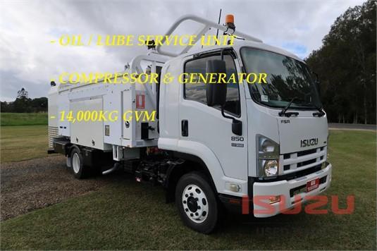 2010 Isuzu FSR 850 Used Isuzu Trucks - Trucks for Sale