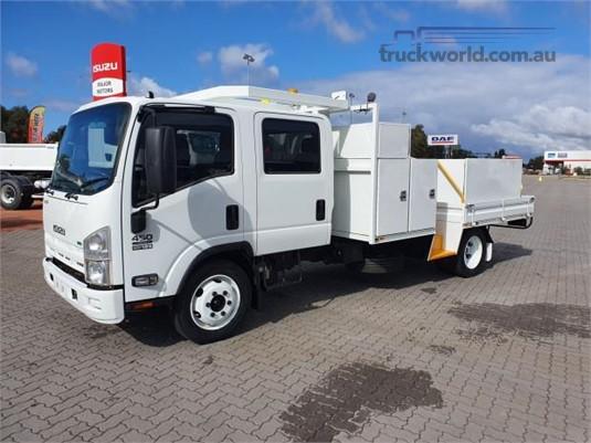 2014 Isuzu NQR - Trucks for Sale