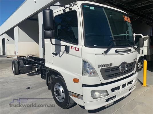2010 Hino FD - Trucks for Sale