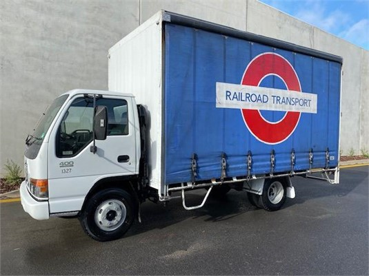 1998 Isuzu NPR - Trucks for Sale