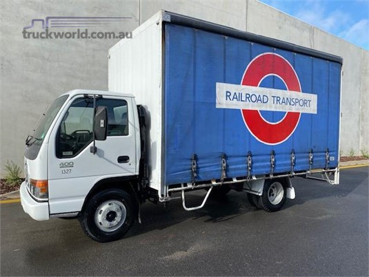 1998 Isuzu NPR - Trucks for Sale