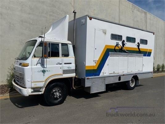 1982 Isuzu SBR - Trucks for Sale