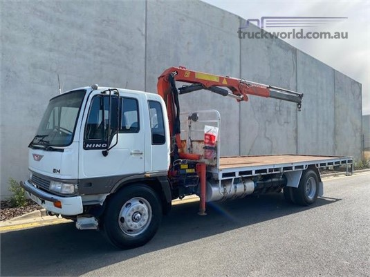 1993 Hino GH - Trucks for Sale