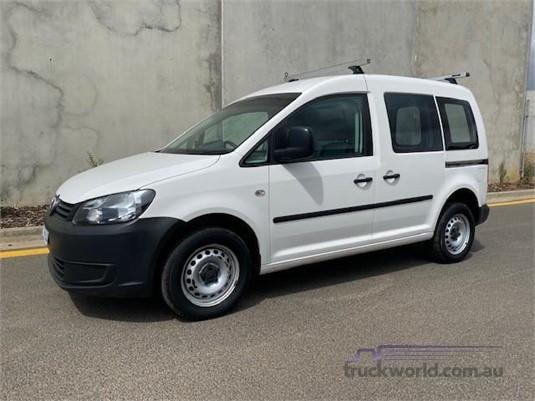 2011 Volkswagen CADDY - Trucks for Sale