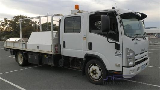 2012 Isuzu NQR 450 Crew Premium Truck Traders WA - Trucks for Sale