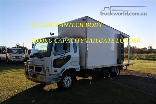 2013 Fuso Fighter 1227 FK - Trucks for Sale