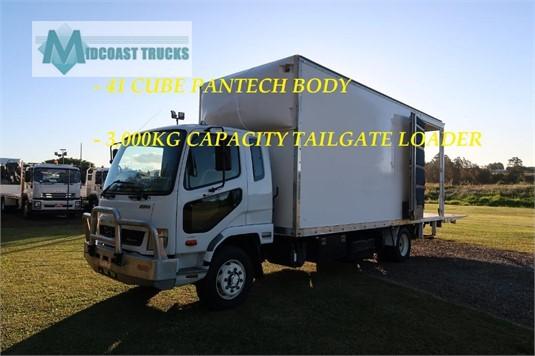 2013 Fuso Fighter 1227 FK Midcoast Trucks - Trucks for Sale