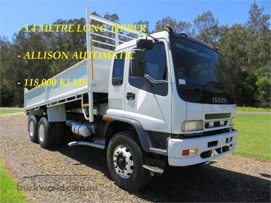 2007 Isuzu FVZ 1400 Auto - Trucks for Sale