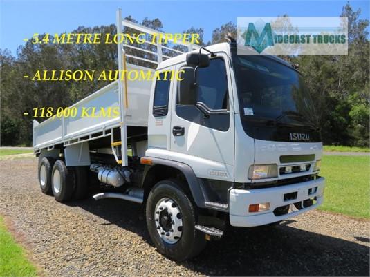 2007 Isuzu FVZ 1400 Auto Midcoast Trucks - Trucks for Sale