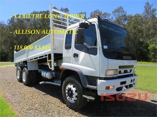 2007 Isuzu FVZ 1400 Auto Used Isuzu Trucks - Trucks for Sale
