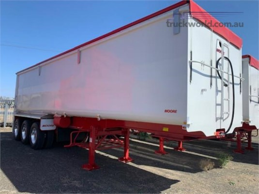 2019 Moore Semi - Trailers for Sale