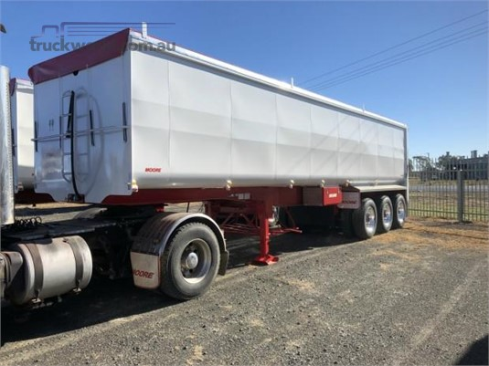2020 Moore Semi - Trailers for Sale