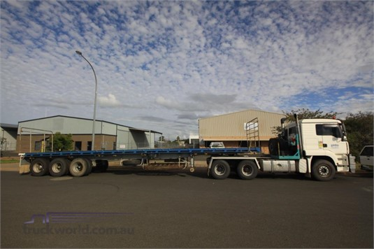 2006 MAN TGA 26.480 - Trucks for Sale