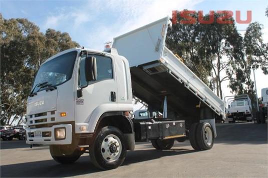 2009 Isuzu FSS 550 4x4 Used Isuzu Trucks - Trucks for Sale