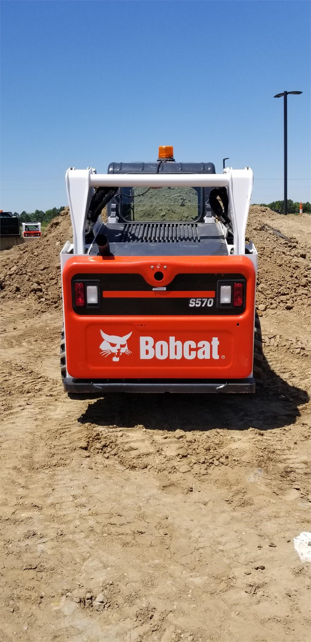 2018 BOBCAT S570