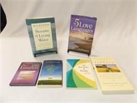 Books- Chapman, Foster, Tozer, Keller, Muller (6)