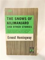 Book- Ernest Hemingway, Stories 1961