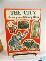 Books- Child Coloring, Drawing  1944, 1957, 1987
