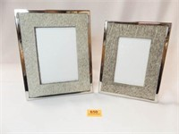 Hair-on-Hide Picture Frames