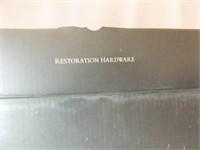 Hair on Hide Picture Frame, Restoration Hardware