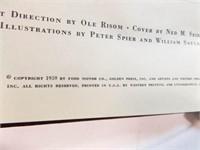 Books- Ford Motor 1960 Almanac, Dear Mr.