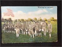 Postcards Military Theme (6) 1921 and newer