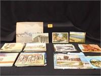 Postcards, Missouri, Arkansas (100+)