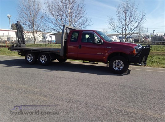 2004 Ford F250 - Trucks for Sale