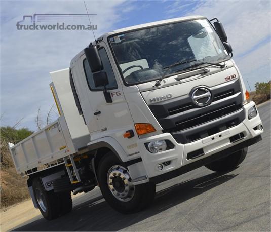 2020 Hino 500 Series 1628 FG - Trucks for Sale