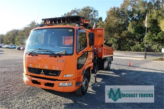 2012 Fuso Fighter 1224 Midcoast Trucks - Trucks for Sale