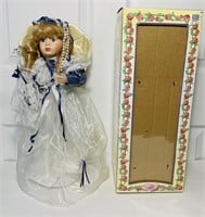 """18"""" Battery Operated Animated Angel w/box"""