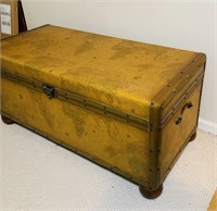 """Nice Trunk, inside is lined, 42"""" x 19"""" x 19"""" high"""