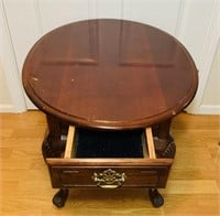 """End Table w/ Drawer 27"""" x 23"""" x 22"""" high"""