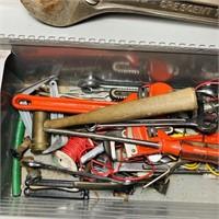 Craftsman Toolbox, Mostly Craftsman