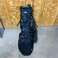 Sun Mountain Golf Bag with some Clubs